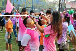 กีฬาสี - ประชาธิปไตย - วันเด็ก