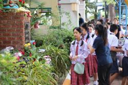 วจนพิธีกรรมเปิดปีการศึกษา เทอม 2-62